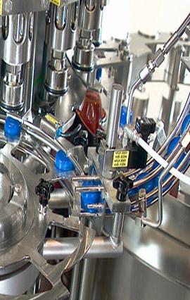 Výrobní linky a stroje